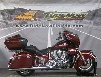 2017 Indian Roadmaster for sale 200566544