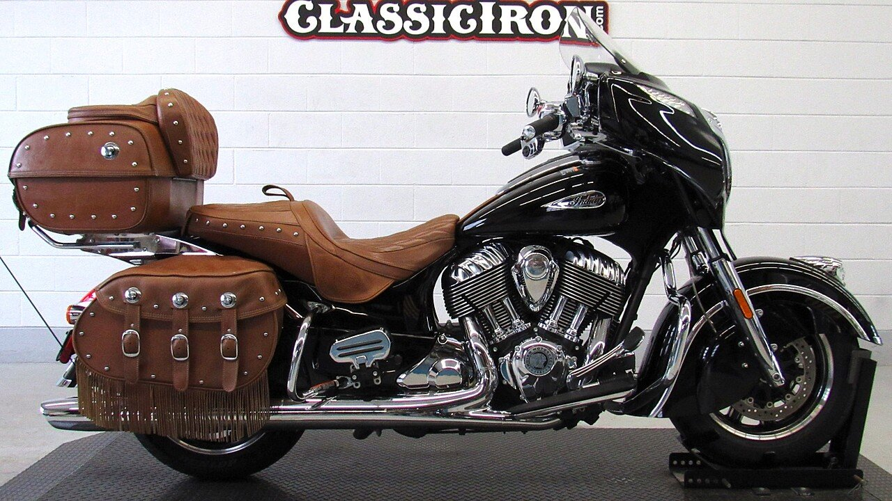 2017 Indian Roadmaster Classic for sale 200581643