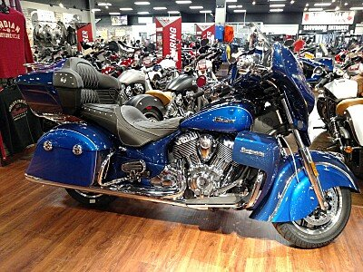 2017 Indian Roadmaster for sale 200440384