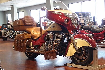2017 Indian Roadmaster Classic for sale 200455109