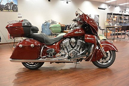 2017 Indian Roadmaster for sale 200487056
