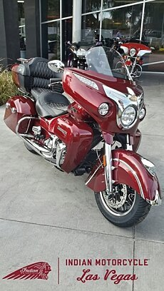 2017 Indian Roadmaster for sale 200490378