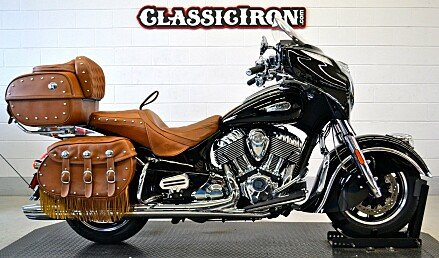 2017 Indian Roadmaster Classic for sale 200559003