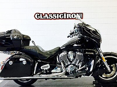 2017 Indian Roadmaster for sale 200563769