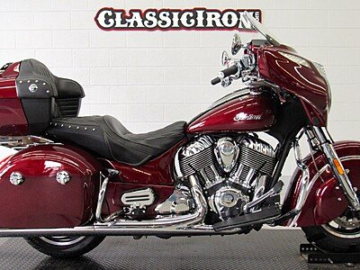 2017 Indian Roadmaster for sale 200619951