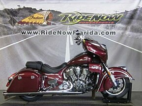 2017 Indian Roadmaster for sale 200649294