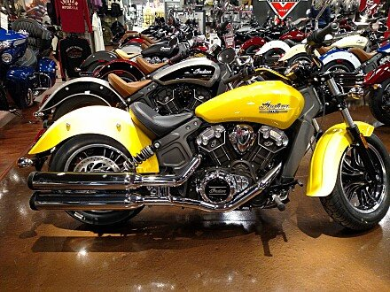 2017 Indian Scout ABS for sale 200440390