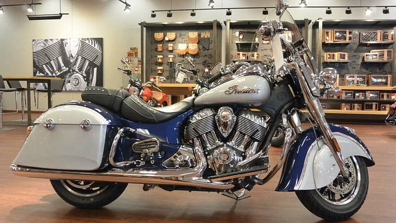 2017 Indian Springfield for sale 200410265