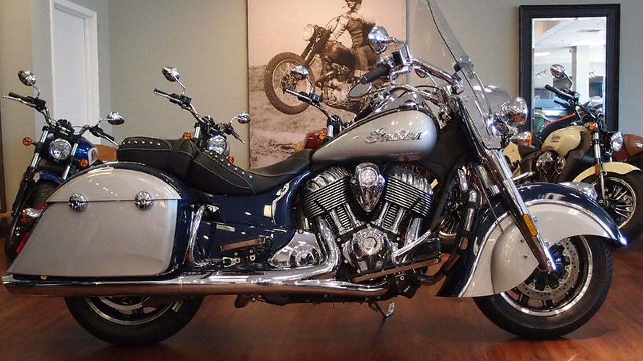 2017 Indian Springfield for sale 200455100