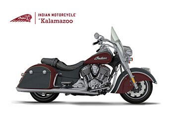 2017 Indian Springfield for sale 200511085