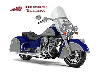 2017 Indian Springfield for sale 200511133