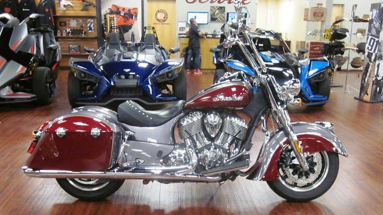 2017 Indian Springfield for sale 200568999