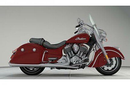 2017 Indian Springfield for sale 200430168