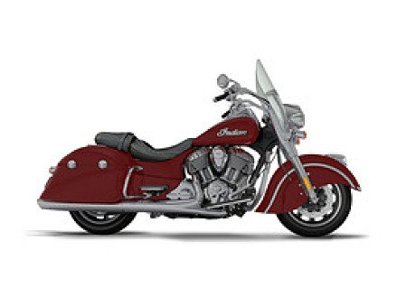 2017 Indian Springfield for sale 200487678