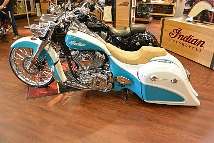 2017 Indian Springfield for sale 200619660