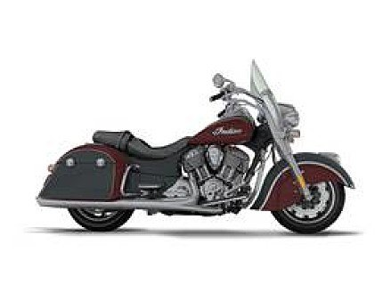 2017 Indian Springfield for sale 200640497