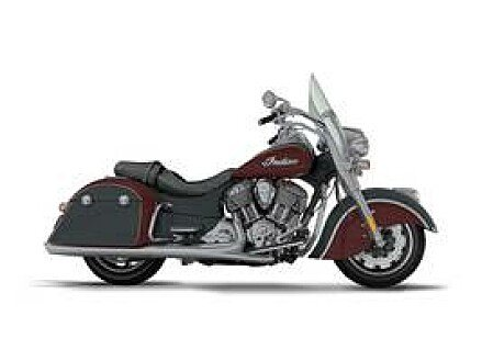 2017 Indian Springfield for sale 200641994