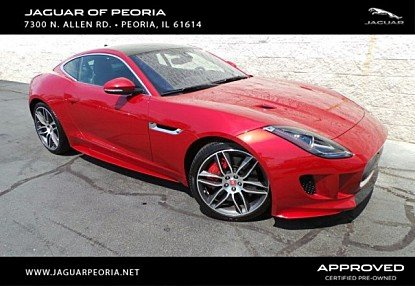 2017 Jaguar F-TYPE R Coupe AWD for sale 100847832