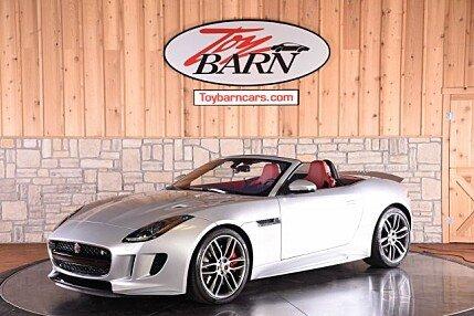 2017 Jaguar F-TYPE R Convertible for sale 100982087