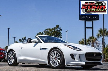2017 Jaguar F-TYPE for sale 100989554