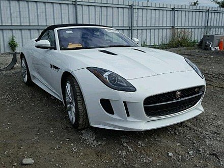 2017 Jaguar F-TYPE for sale 101029124