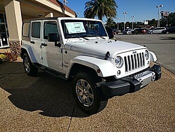 2017 Jeep Wrangler 4WD Unlimited Sahara for sale 100856804