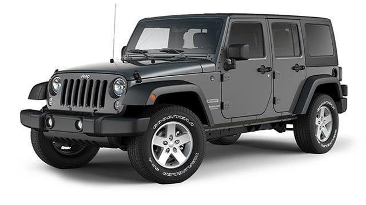 2017 Jeep Wrangler 4WD Unlimited Sport for sale 100904598