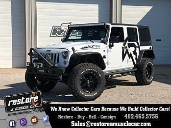 2017 Jeep Wrangler 4WD Unlimited Sport for sale 100985787
