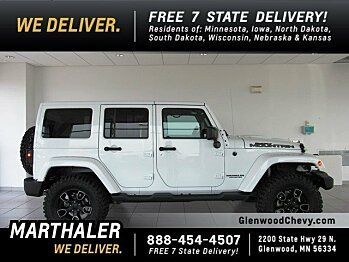 2017 Jeep Wrangler 4WD Unlimited Sahara for sale 101014509