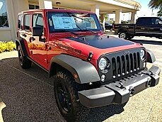 2017 Jeep Wrangler 4WD Unlimited Sport for sale 100908171