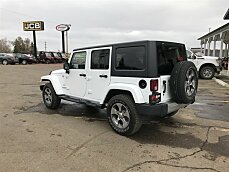 2017 Jeep Wrangler 4WD Unlimited Sahara for sale 100916635