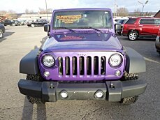 2017 Jeep Wrangler 4WD Unlimited Sport for sale 100930886