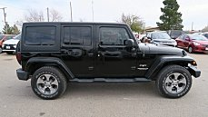 2017 Jeep Wrangler 4WD Unlimited Sahara for sale 100940088