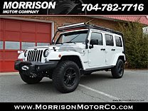 2017 Jeep Wrangler 4WD Unlimited Sahara for sale 100956976