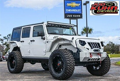2017 Jeep Wrangler 4WD Unlimited Sport for sale 100959884