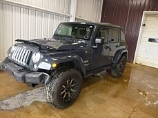 2017 Jeep Wrangler 4WD Unlimited Sahara for sale 100959991
