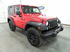 2017 Jeep Wrangler 4WD Sport for sale 100960956