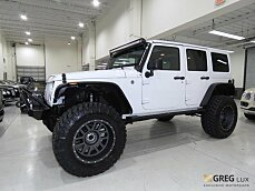 2017 Jeep Wrangler 4WD Unlimited Sahara for sale 100962207