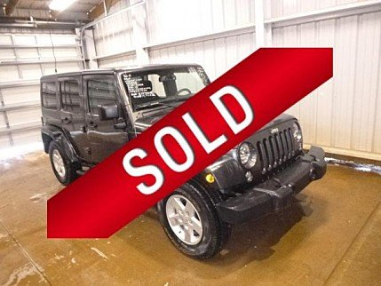 2017 Jeep Wrangler 4WD Unlimited Sport for sale 100987666