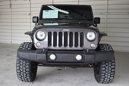 2017 Jeep Wrangler 4WD Unlimited Rubicon for sale 100996601