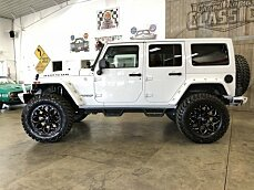 2017 Jeep Wrangler 4WD Unlimited Rubicon for sale 101012122