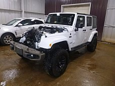 2017 Jeep Wrangler 4WD Unlimited Sahara for sale 101022041