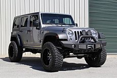 2017 Jeep Wrangler 4WD Unlimited Sport for sale 101029465