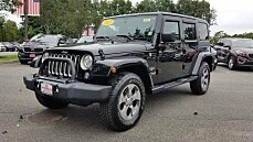 2017 Jeep Wrangler 4WD Unlimited Sahara for sale 101039676