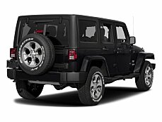 2017 Jeep Wrangler 4WD Unlimited Sahara for sale 101056355