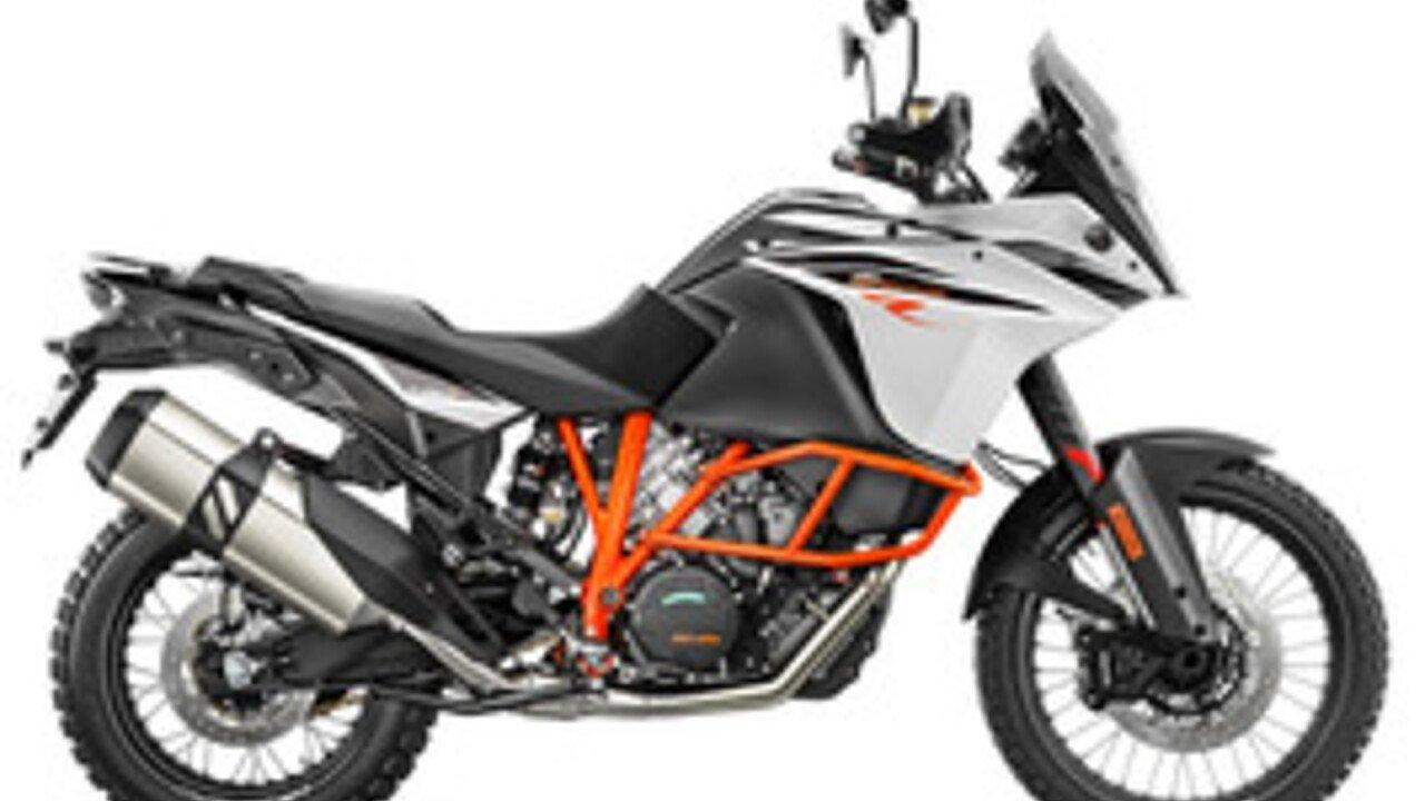 2017 KTM 1090 Adventure R for sale 200502689