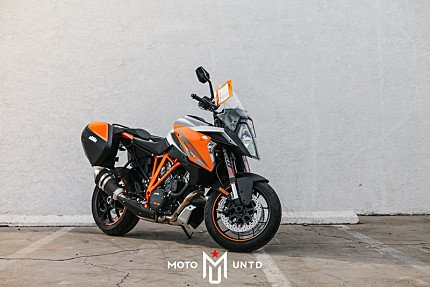 2017 KTM 1290 Super Duke GT for sale 200502480