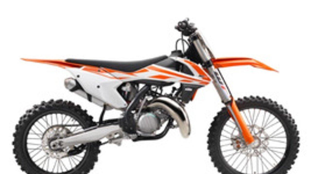 2017 KTM 150SX for sale 200502580