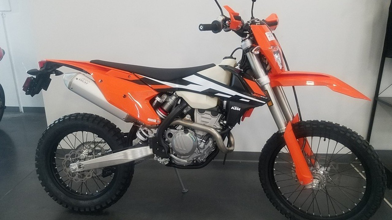 2017 KTM 250EXC-F for sale 200420095