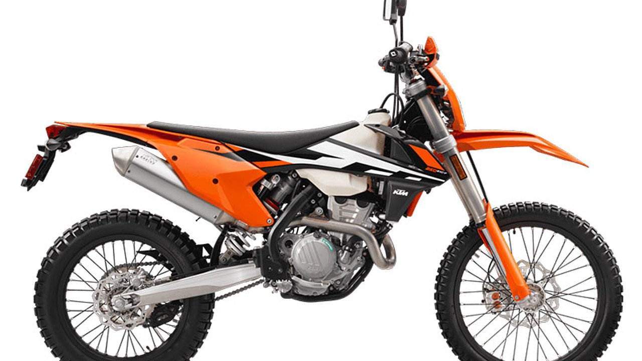 2017 KTM 250EXC-F for sale 200446269